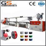 Quality abs pla 3d printer plastic filament extruding machine for sale