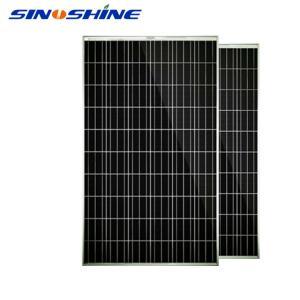 Quality OEM 50w 100w 150w 260w 24v 300w 310w 156 x 156 cell jinko poly crystal talesun solar panels for sale