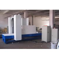 High Efficiency EPS Cutting Machine Hot Wire , 2D Panel Production Line for sale