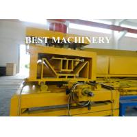 Buy Vehicle A K Q Arch Sheet Big Span Roll Forming Machine with No Girder Roof at wholesale prices