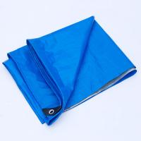 Quality Easy Folded PE Tarpaulin Sheet color Customized For Truck Cover / Boat Cover for sale