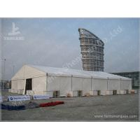 Quality 20 X 25 Clear Span Tents Auto Show Commercial Marquee Canopy ISO CE Certification for sale