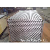 Quality Air Cooled L Type Heat Exchanger Finned Tube Al 1060 for Air Fin Coolers for sale