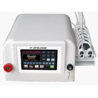 Portable 50 / 60hz Lipo Laser Treatment Diode Laser Slimming Cellulite Removal Beauty Equipment For Slimming for sale