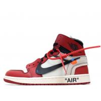 "Wholesale Cheap Air Jordan Retro 1  ""Off-White"" Basketball Shoes & Sneakers for Sale for sale"