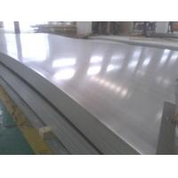 Quality Chemical Hot Rolled Stainless Steel Plate 304 / 304L With High Density for sale