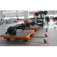 China Heavy Duty Electric Flat Car High Safety With Large Bearing Capacity on sale