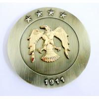 China sports blank medal/air force medal/navy medal/championship/chanllenge medal/army medal for sale
