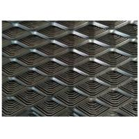 Quality Silver Gray Aluminum Wire Mesh Round Hole Tensile Strength Performance for sale