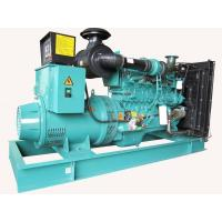 Quality High Efficiency Industrial Backup Generator Green Color 280KW 350KVA Brushless Exciter for sale