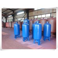 Quality High Pressure Diaphragm Pressure Tank , Large Capacity Water Pressure Expansion Tank for sale