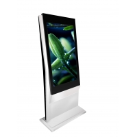 "Quality 27"" 1920x1080 300cd/m2 Interactive Touch Screen Kiosk RK3288 for sale"