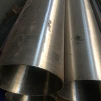 Quality DN15-DN2400 A312 TP316 Stainless Steel Welded Pipe For Construction for sale