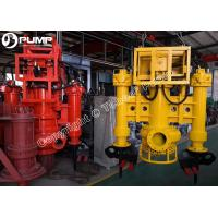 China Hydroman™ THY35A Hydraulic Submersible Slurry Pump/submersible pump with agitator on sale