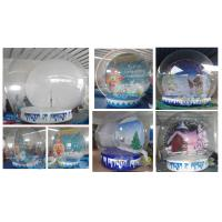 Buy Inflatable Christmas Snow Ball at wholesale prices