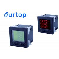 Quality Muliti Function Electronic Electricity Meter For Energy Calculation / Data Display Transmission for sale