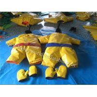 Buy inflatable sports games/ sumo suits sumo wrestling , inflatable sumo suits at wholesale prices
