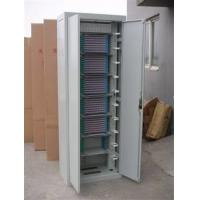 Quality 96 core 144 core 288 core ODF Fiber Optic Distribution Box With 19 Inch Network Cabinet for sale