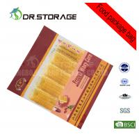 Quality OEM Personalized Printed Light Plastic Food Packages with Lamination Film for sale