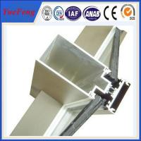 Quality New! aluminum wall profiles, aluminum extrusion profiles, curtain wall aluminium profile for sale