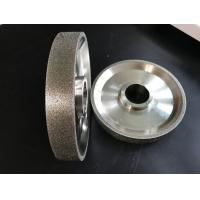 Quality cbn grinding wheel full form,Electroplated CBN Grinding Wheel for sale