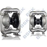 Quality Chemical Stainless Steel Diaphragm Pump , 1.5 Diaphragm Pump For Coating Industry for sale