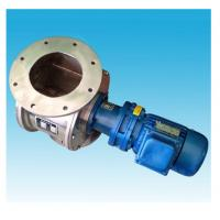 Quality DFGF Rotary Airlock Valve Motor Drive Power IS9001 Certification for sale
