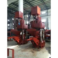 Quality Vertical Manual Control Metal Briquetting Press Compress Metal Scrap Iron for sale