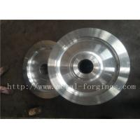 Quality Customized Hardness 34CrNiMo6 Forged Gear Blank Ring Quenching and Tempering For Wind power Gear Box for sale