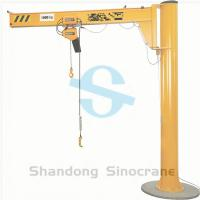Quality Rotate 360 Degrees Warehouse 3T Jib Crane Workshop Jib Crane Made in China for sale