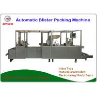China Tableware Automatic Blister Packing Machine Automatic Leftover Collection Function on sale