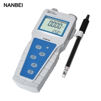 Quality DDBJ-350 Water Analysis Instrument , Water Conductivity Meter Electrical for sale