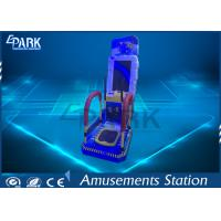 Quality Ski Racer Indoor Simulator Game Machine With Colorful Vision for sale