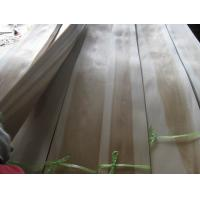 Quality Natural Discolored Birch Wood Veneer Sheet Crown/Quarter Cut for sale