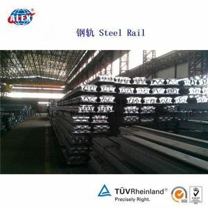 Quality Qu70 Crane Rails Steel Rails for sale