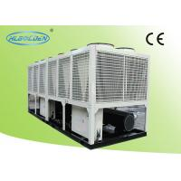 Hot Water Air Sourced Heat Pump Air Cooled Chilled Water System