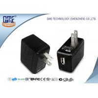 Quality Wall Mounted Universal USB Power Adapter European Standard UL Certificated for sale