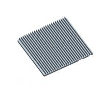 Quality Professional Heatsink Extruded Aluminium Profile , Milling Heatsink Extrusion Profiles for sale