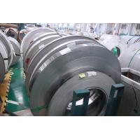 Quality AISI Cold Rolled Stainless Steel Strips for sale