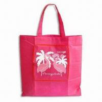 Quality Nonwoven Foldable Shopping Bag, Measures 38 x 40cm, Customized Printed Logos are Welcome for sale