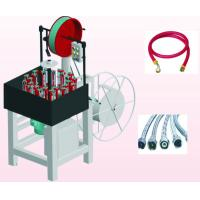 Quality 24 Spindles Pipe Production Line , Stainles Steel Hose Braiding Machine for sale
