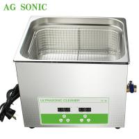 Quality Medical Ultrasonic Bath / Stainless Steel / High - capacity with CE Certificate for sale