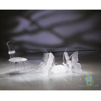 Quality acrylic reclaimed boat acrylic furniture for sale