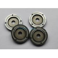 Buy Auto Precision Plastic Mold Components Silver Wheel Gear With Steel Material at wholesale prices