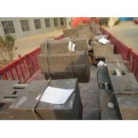 Quality Custom Big Size Alloy Steel Sag Mill Liners With HRC33 Hardness for sale