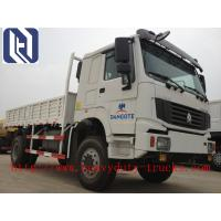 Quality Dropside Commercial Heavy Cargo Trucks Chassis LHD 6X4 371HP with Tr668 Tr691 model tire for sale