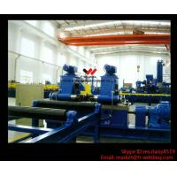 Quality 40mm Flange Machanical H Beam Straightening Machine for H Beam Welding Line for sale