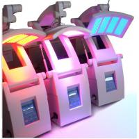 Quality Red Blue PDT LED Light Therapy Machine For Skin Care Skin Rejuvenation Non Invasive for sale