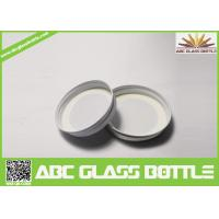 Quality Aluminum lid for cosmetic jar, complete aluminum screw lid for bottle, aluminum cosmetic bottle lid for sale