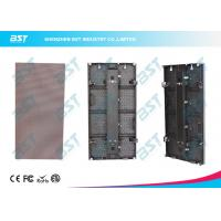 Quality High Brightness Outdoor Rental Led Display P4.81mm With Die Casting Aluminum for sale